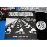 Ulcerrhoea - Line And Row - Lp - 2003 - Bucho Discos